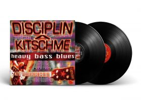 Disciplin A Kitschme - Heavy Bass Blues (Vinyl)