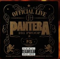Pantera - Official Live: 101 Proof