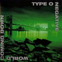 Type o Negative - World Coming Down (Green & Black mix viny)