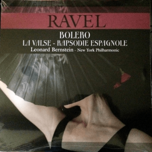 New York Philharmonic and Bernstein - Ravel: Bolero (Vinyl)