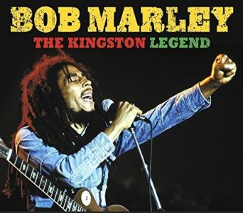 BOB MARLEY - THE KINGSTON LEGEND (VINYL)
