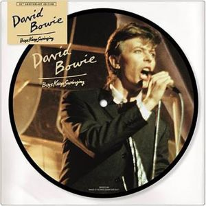 David Bowie - Boys Keep Swinging 40th Anniversary
