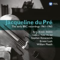 Jacqueline du Pre - The early BBC recordings 1961-1965