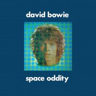 David Bowie - Space Oddity (Tony Visconti 2019 Mix) (Gold & Silver & Black Vinyl)