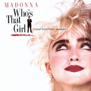 Madonna - Who's That Girl OST (Clear Vinyl)