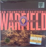 Grateful dead - The Warfield, San Francisco, CA 10/9/80 (RSD 2019.Vinyl)