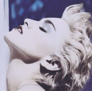 Madonna - True Blue (Clear Vinyl)