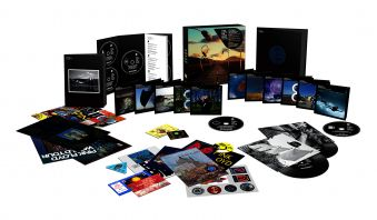 Pink Floyd - The Later Years 1987 - 2019 (CD&Vinyl Box)