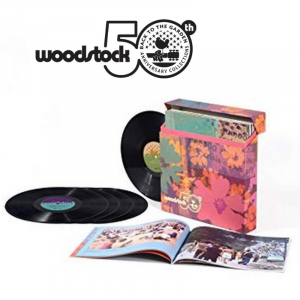Various Artists - Woodstock - Back To The Garden - 50th Anniversary Collectio (Limited Vinyl box)