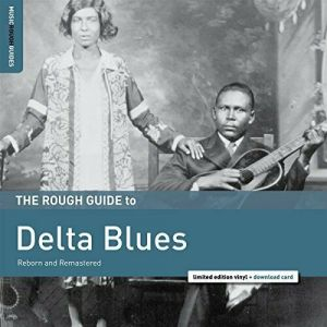 Various Artists - The Rough Guide to Delta Blues (VINYL)
