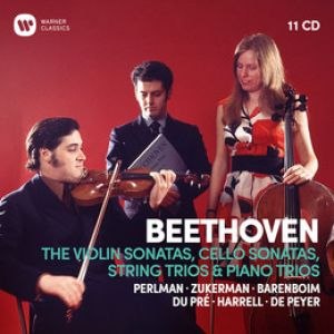 Various Artists - Beethoven: Complete Violin Sonatas, Cello Sonatas, Piano Trios, String Trios