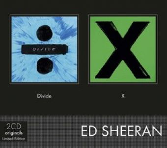 Ed Sheeran - Divide / X (COFFRET)