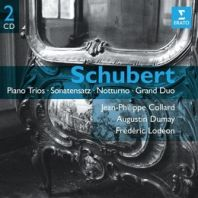 Jean-Philippe Collard - Schubert: Piano Trios - Sonatensatz - Notturno - Grand Duo