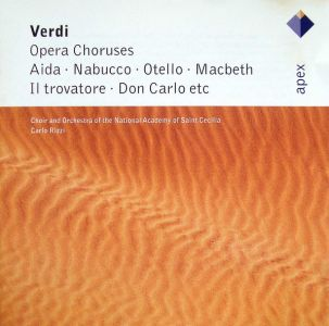 Various Artists - Verdi : Opera Choruses