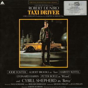 Various Artists - Taxi Driver Original Soundtrack (Vinyl)