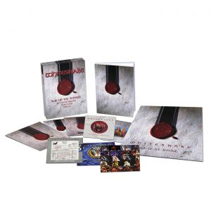 Whitesnake - Slip Of The Tongue 30th Anniversary Edition (Deluxe Edition Box set )