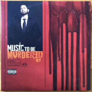 Eminem - Music To Be Murdered By [VINYL]