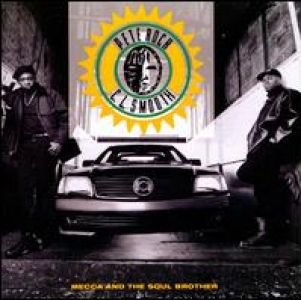 Pete Rock & C.L. Smooth - Mecca And The Soul Brother [Explicit]