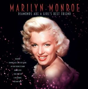 MARILYN MONROE - Diamonds Are a Girl'S Best Friend (180g Vinyl)