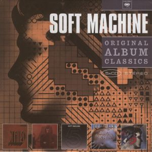 Soft Machine - Original Album Classics: Third / Fourth / Five / Six / Seven