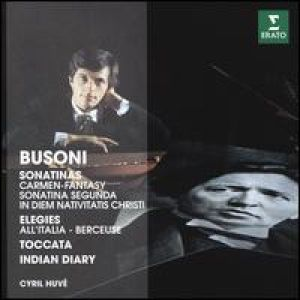 Cyril Huve - Busoni: Piano Works