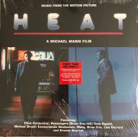 Various Artists - Heat - Music From The Motion Picture [Blue VINYL]