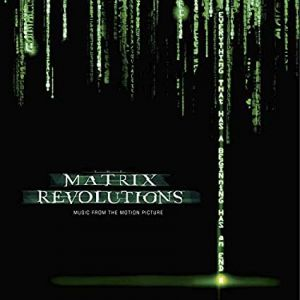 Various Artists - Matrix Revolutions: The Motion Picture Soundtrack [Clear VINYL]