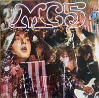 MC 5 - Kick Out The Jams [Red, White & Blue VINYL]