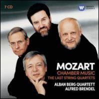 Alban Berg Quartett - Mozart: Chamber Music - The Last String Quartets (Budget Box Set Series)