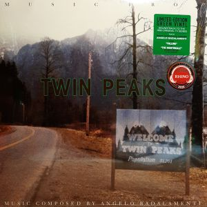 Angelo Badalamenti - Music From Twin Peaks (Green Vinyl) [VINYL]