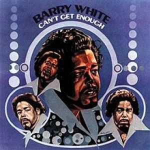 Barry White - Can't Get Enough [VINYL]