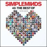 Simple Minds - 40: THE BEST OF – 1979 – 2019 [VINYL]
