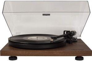 Crosley - CROSLEY C62 WALNUT