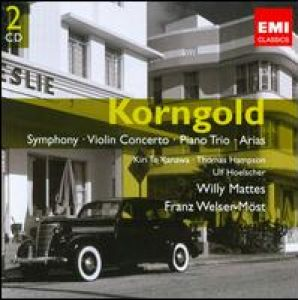 Various Artists - Korngold: Orchestral Works & 2 Arias etc.