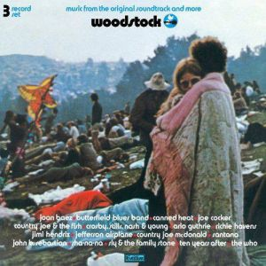Various Artists - Woodstock: Music From The Original Soundtrack And More [VINYL]