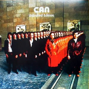 Can - Unlimited edition (Vinyl)