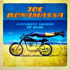 Joe Bonamassa - Different Shades Of Blue [Standard Vinyl Version] [VINYL]