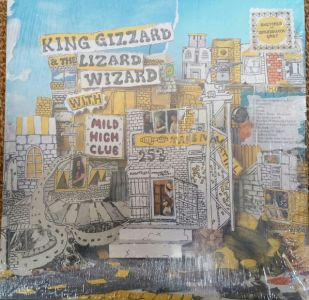 King Gizzard & The Lizard Wizard - Sketches of Brunswick East [VINYL]