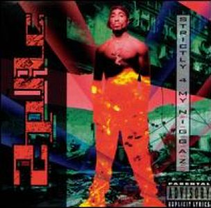 2Pac - Strictly 4 My N.I.G.G.A.Z... [VINYL]