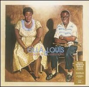 Ella Fitzgerald - Ella and Louis [VINYL]