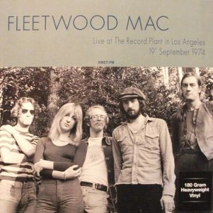 Fleetwood Mac - Live at the Record Plant, Los [VINYL]