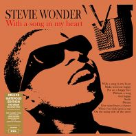 Stevie Wonder - With a Song in My Heart [VINYL]
