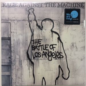 Rage Against the Machine - The Battle Of Los Angeles [VINYL]