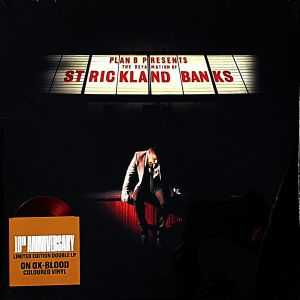 Plan B - The Defamation of Strickland Banks (10th Anniversary) [Burgundy VINYL]