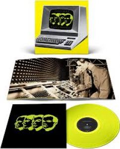 Kraftwerk - Computerwelt (German Version) [Transparent Neon Yellow Vinyl]