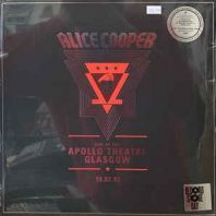 Alice Cooper - Live from the Apollo Theatre Glasgow, Feb 19, 1982 (Rsd 2020) [VINYL]