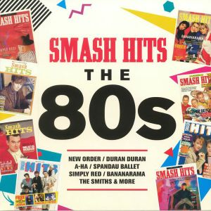 Various Artists - Smash Hits The 80s (Red Vinyl)