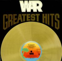 WAR - Greatest Hits (Black Friday RSD 2020 Gold Vinyl)