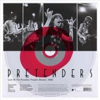 Pretenders - Live! At The Paradise Theater, Boston 1980 (RSD 2020. Clear Vinyl)