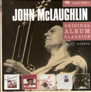 John McLaughlin - Original Album Classics : Shakti / A Handful Of Beauty / Natural Elements / Elec